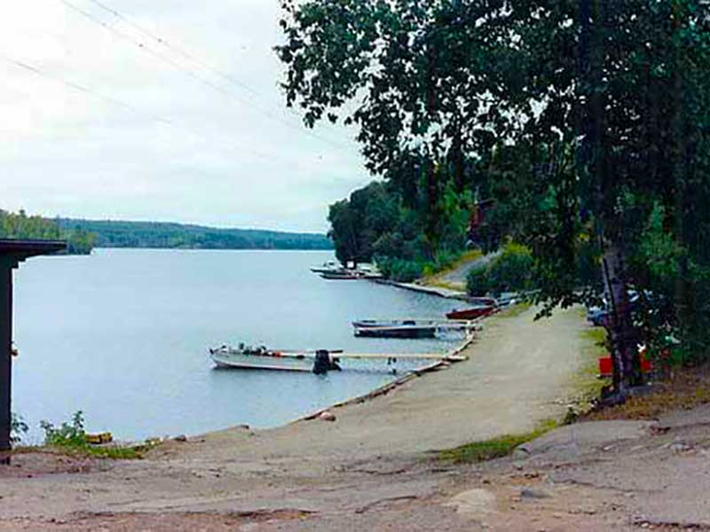 Canoe Country Outfitters Campground Moose Lake Ely MN
